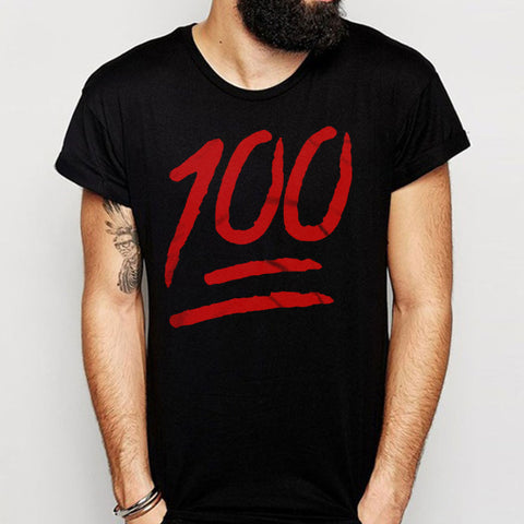 100 Emoji Men'S T Shirt