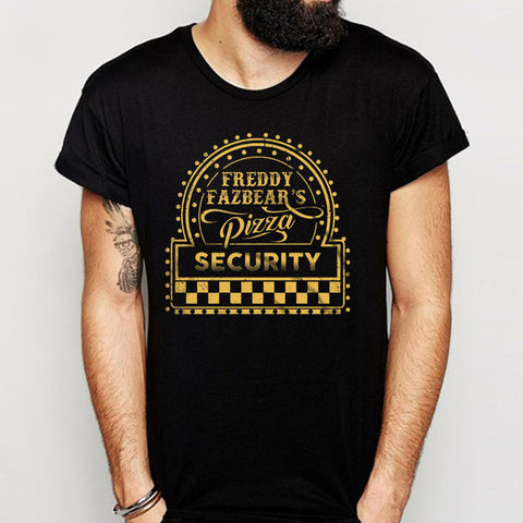 5 Nights At Freddys Pizza Security Men'S T Shirt