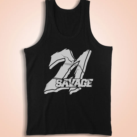 921 Savage Men'S Tank Top
