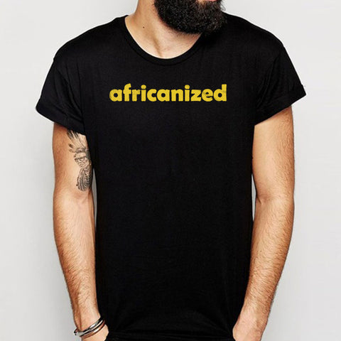 Africanized Men'S T Shirt