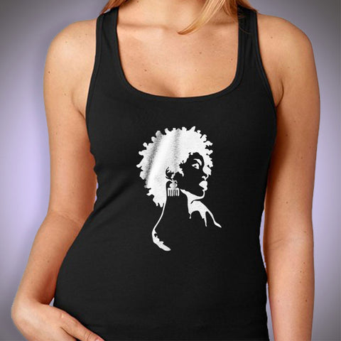 Afro Natural Ode To Beauty Women'S Tank Top