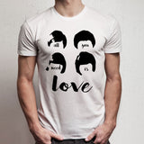 All You Need Is Love Beatles Valentines Day Shirt Hipster Men'S T Shirt