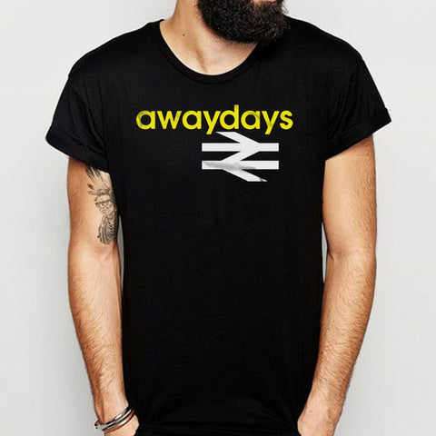 Away Days Football Men'S T Shirt