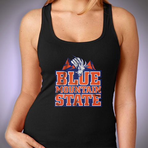 Bms  Blue Mountain State Women'S Tank Top
