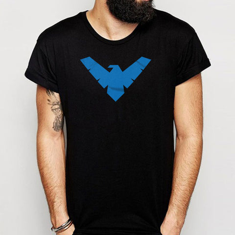 Batman Inspired Fan Logo Emblem Robin Grayson Men'S T Shirt