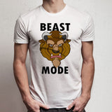 Beauty And The Beast Beast Mode Men'S T Shirt