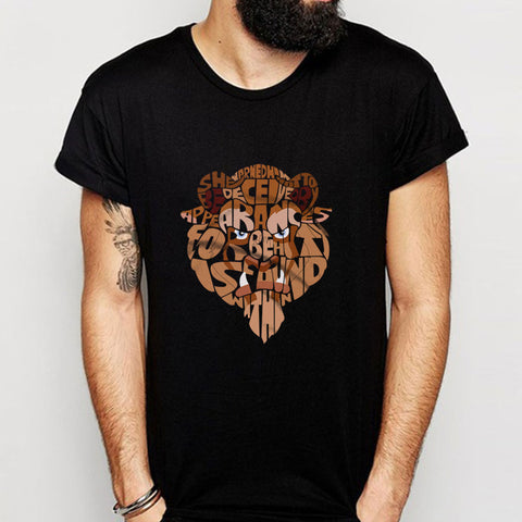 Beauty And The Beast Disney Men'S T Shirt
