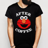 Before And After Coffee Men'S T Shirt
