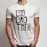 Big Brother Boys Sketchy Big Bro Kids Boys Men'S T Shirt