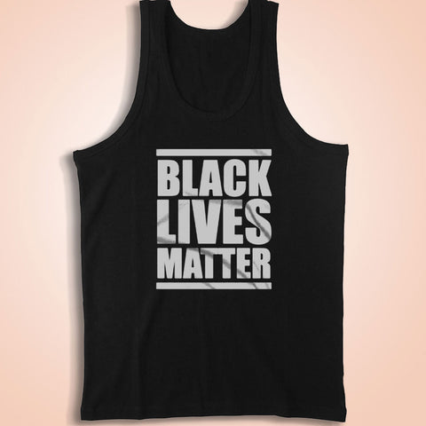 Black Lives Matter Unisex Men'S Tank Top