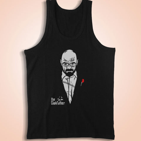 Breaking Bad Godfather Cookfather Men'S Tank Top