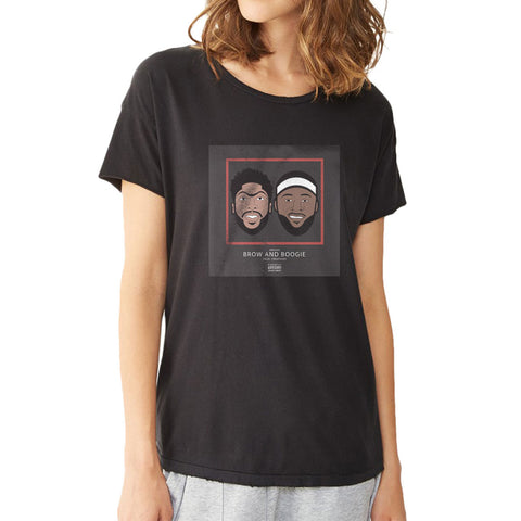 Brow And Boogie Women'S T Shirt