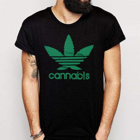 Cannabis Marijuana Men'S T Shirt