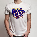 Chicago Cubs Logo Men'S T Shirt