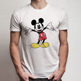 Classic Mickey Mouse Disney Men'S T Shirt