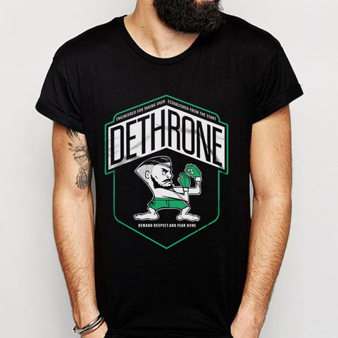 Conor Mcgregor Dethrone Men'S T Shirt