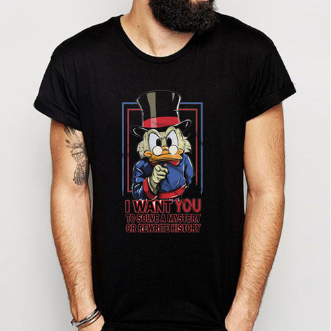 Donald Duck Magic Qotes Men'S T Shirt
