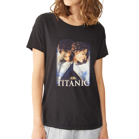 Deadstock Titanic Film Poster Women'S T Shirt