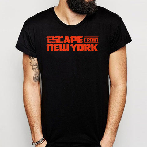Escape From New York Men'S T Shirt