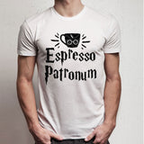 Espresso Patronum Harry Potter Men'S T Shirt