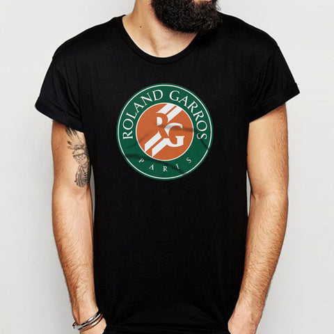 French Open Roland Garros Grand Slam Tennis Men'S T Shirt