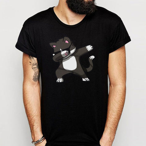 Fashion Summer Dabbing Panda Men'S T Shirt