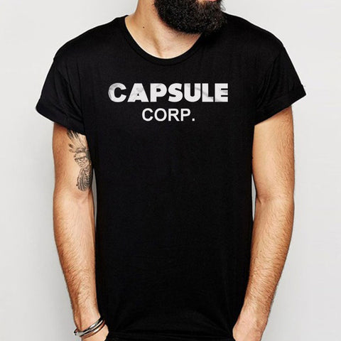 From The Future Capsule Corp Men'S T Shirt