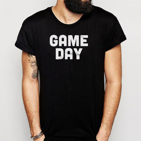 Game Day New England Patriots Playoffs Atlanta The Gameday Chic Falcons Gameday Football Men'S T Shirt