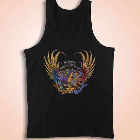 Grateful Dead There Is A Road Men'S Tank Top