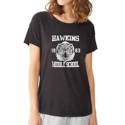 Hawkins Middle School Year 1983 Women'S T Shirt