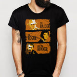 Harrison Ford  Blade Runner  Indiana Jones Men'S T Shirt