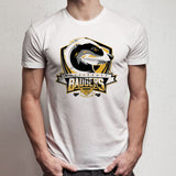 Harry Potter Hufflepuff Quidditch Badgers Men'S T Shirt