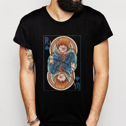 Harry Potter Ron Weasley Men'S T Shirt