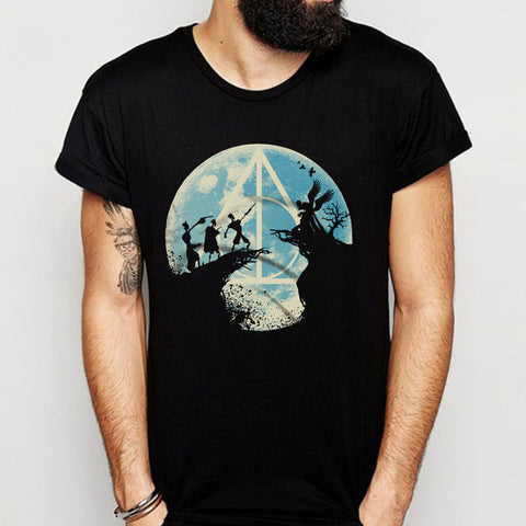 Harry Potter Three Brothers Fairytale Men'S T Shirt