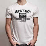Hawkins Middle School Av Club Men'S T Shirt