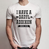 I Have A Daryl Addixion The Walking Dead Men'S T Shirt