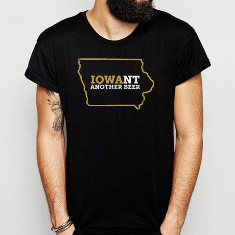 Iowant Another Beer Short Men'S T Shirt