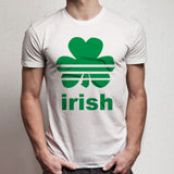 Irish Green Sports Shamrock Men'S T Shirt