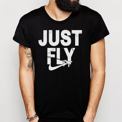 Just Fly Men'S T Shirt