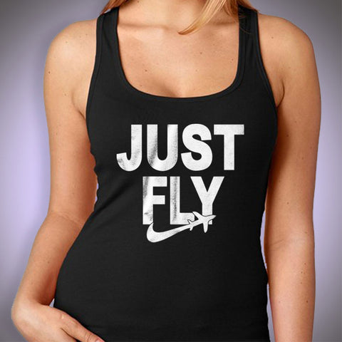 Just Fly Women'S Tank Top