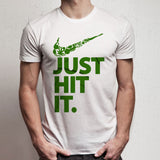 Just Hit It Men'S T Shirt