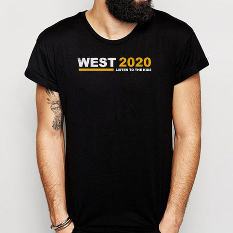 Kanye West 2020 Listen To The Kids Men'S T Shirt