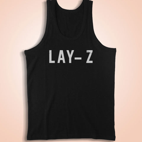 L A Y Z Lay Z Teen Instagram Men'S Tank Top