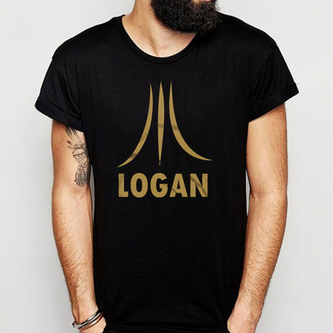 Logan Movie Mashup Wolverine And Atari X Men Men'S T Shirt