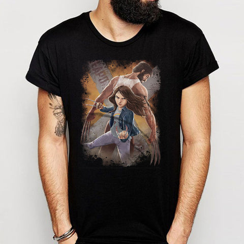 Logan Movie X 23 Weapon X Wolverine X Men Men'S T Shirt