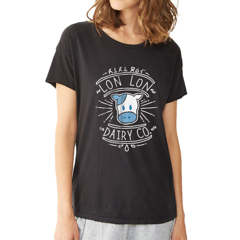 Lon Lon Dairy Co Women'S T Shirt