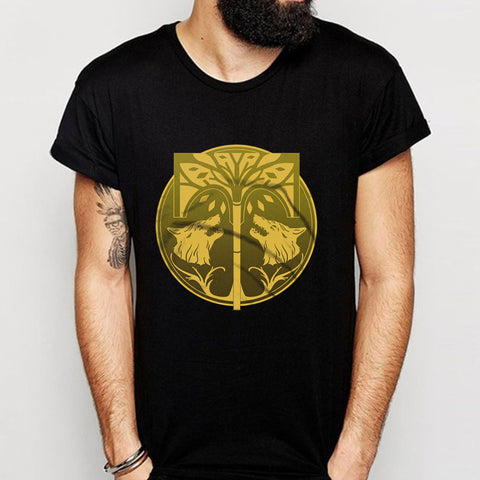Lord Of Iron Logo Men'S T Shirt