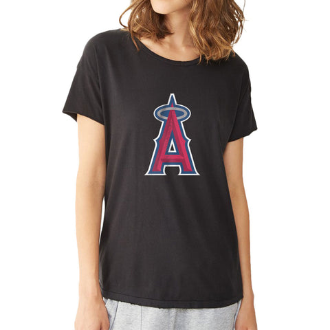 Los Angeles Angels Of Anaheim Women'S T Shirt