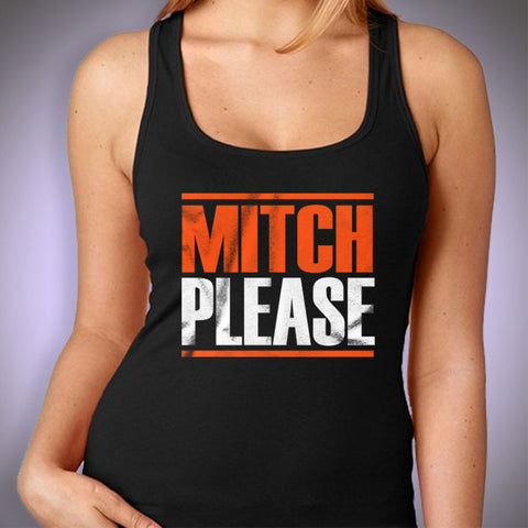 Mitch Please Bold Women'S Tank Top