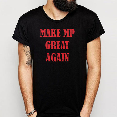 Make Mp Great Again Rouge Men'S T Shirt